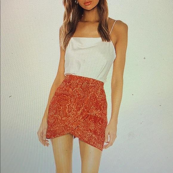 NBD Dresses & Skirts - NBD mini skirt